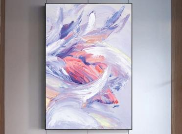 تابلوه زجاج - فن رسم - 50×70